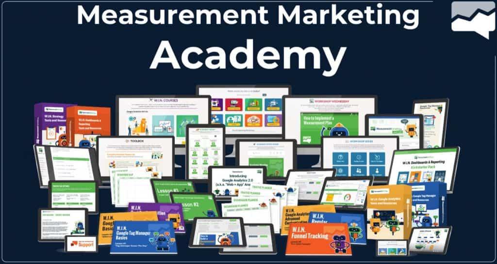 measurement marketing academy